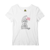 Reptee - T-Shirt bio d\\'artiste - Don't Touch my nuts