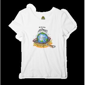 Reptee - T-Shirt bio d\\'artiste - Last Meal
