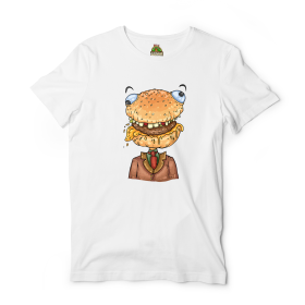 Reptee - T-Shirt bio d\\'artiste - Mr Burger