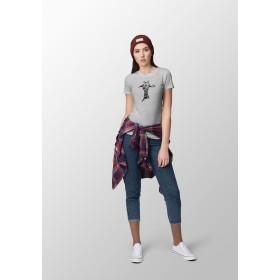 Reptee - T-Shirt bio d\\'artiste - Girafe OKLM
