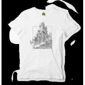 Reptee - T-Shirt bio d\\'artiste - Château