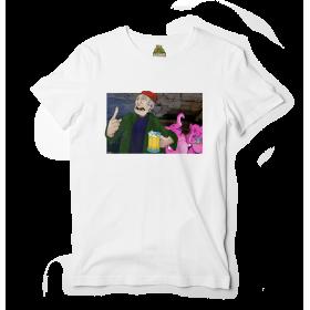 Reptee - T-Shirt bio d\\'artiste - Marin
