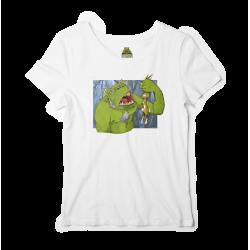 Reptee - T-Shirt bio d\\'artiste - Ork