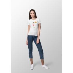 Reptee - T-Shirt bio d\\'artiste - Shut up beauty