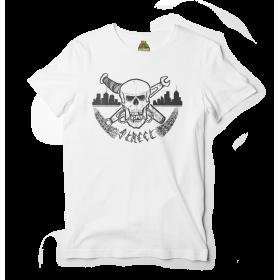 Reptee - T-Shirt bio d\\'artiste - BMX Street City