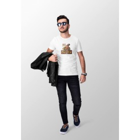 Reptee - T-Shirt bio d\\'artiste - Doctor Cheese