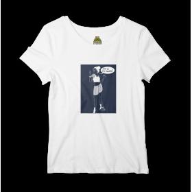 Reptee - T-Shirt bio d\\'artiste - Shut up I'm beautiful