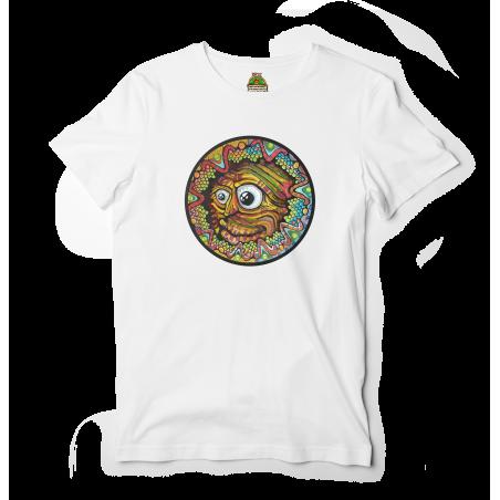 Reptee - T-Shirt bio d\\'artiste - Une bonne tête