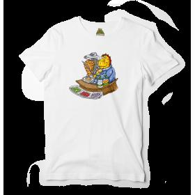 Reptee - T-Shirt bio d\\'artiste - Doner Dino