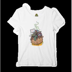 Reptee - T-Shirt bio d\\'artiste - SeaFood Soup