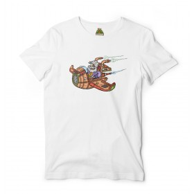 Reptee - T-Shirt bio d\\'artiste - Pirate of the Sky